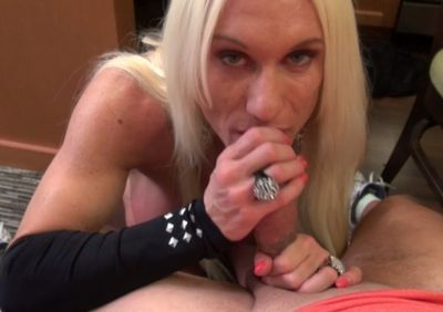 Female Muscle POV tube